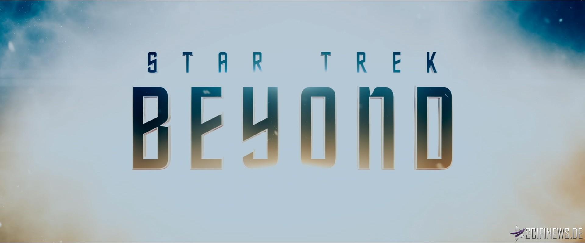 Star Trek Beyond - Logo