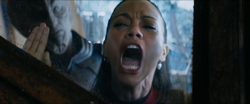 Uhura benötigt Hilfe!