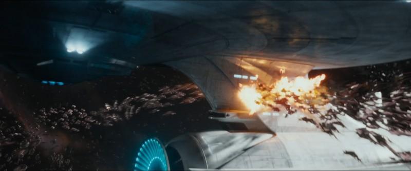 Angriff auf die Enterprise