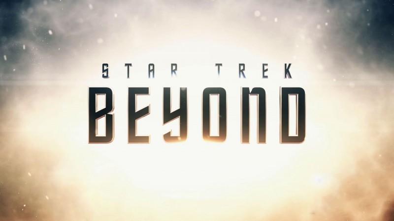 Star Trek Beyond Logo aus Trailer 1
