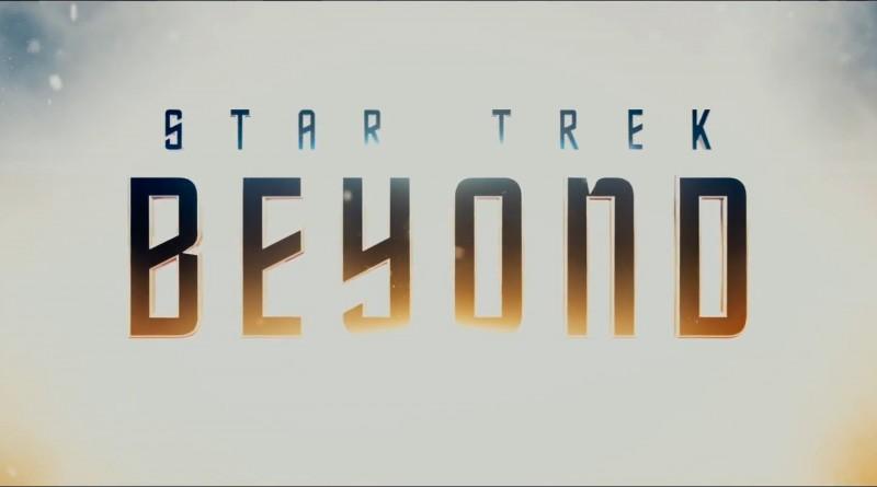 Das Star Trek Beyond Logo