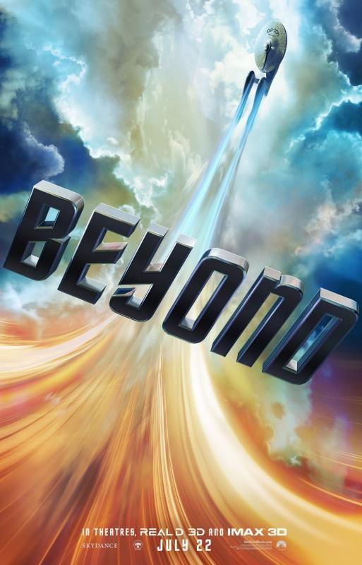 Star Trek Beyond Poster (Mai 2016)