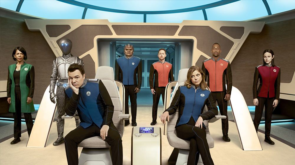Serien Stream The Orville