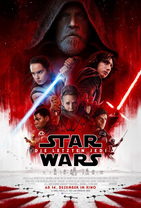 Star Wars Episode 8: Die letzten Jedi (2017)