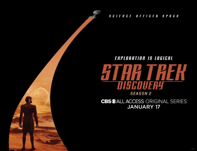 Werbematerial zur 2. Staffel